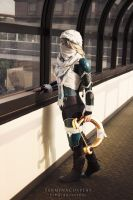 Awaiting the Hero of Time by TerminaCosplay