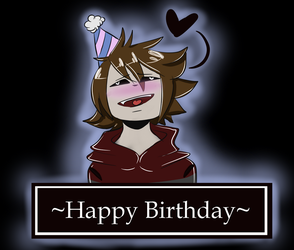 Happy Birthday~ by LunaMoonMags
