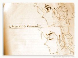 a moment to remember by mbahsam
