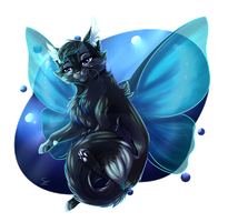 Butterfly | [Gift] by Speckleclaw710