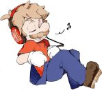 Mario (AKG Y50 RED) by Uroad7 by Uroad7