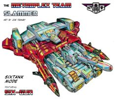 SoD Slammer - SixTank mode by Tf-SeedsOfDeception