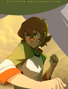 Pidge! by SolKorra