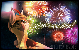 Happy new year! by MetuMortis