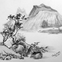 Use graphite to draw..... by paullung