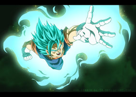 Vegetto Blue by SenniN-GL-54