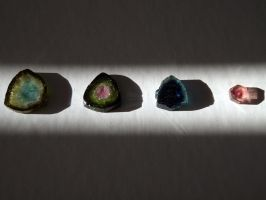 Tourmaline Slices by bmah
