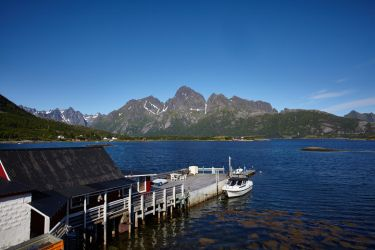 Summer in Lofoten by atleberg