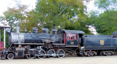 Engine No. 97 by TheLittle1