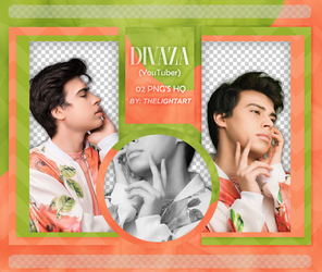 LA DIVAZA PACK PNG by ThelightartOFC