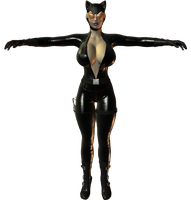Preview: Catwoman Again by willdial