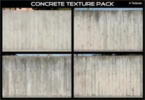 Concrete Texture Pack 2 by AGF81