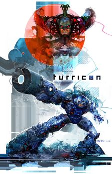 Turrican by MrDream