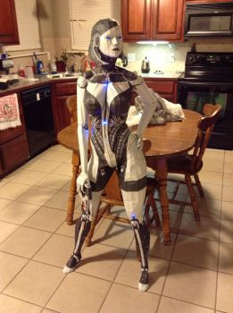 Mass Effect 3 Edi Build. DOOOOOOOOOOONNNNNNNNNNEE! by tankball