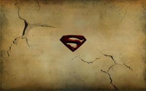 Superman-Oldpaper by gnrbishop