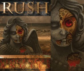 RUSH Clockwork Angels by PookaDoodle
