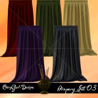 Drapery Set 03 by CntryGurl-Designs