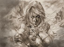 Sylvanas Icon 1 by blackwings736