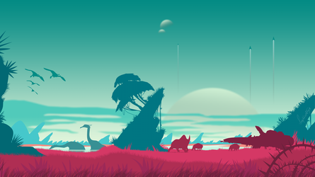 No Man's Sky by Sephiroth508
