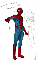 Spider-man Suit Concept by kyomusha