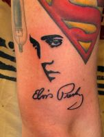 The King by Mythos-Tattoo