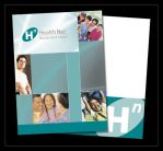 Dental and Vision Folder by ecpowell