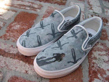+Sing for Absolution Vans+ by corgi