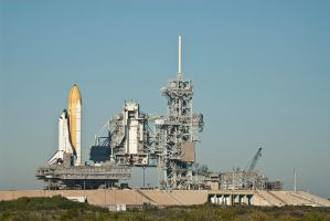 STS-130 Roll-out by hansepe