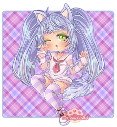 [+Video] Vanila chibi by Myshumeaw
