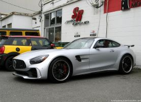 GT-R AMG by S-Amadeaus