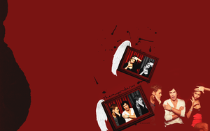 The Vampire Diaries wallpaper by asiula23