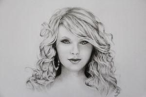 Taylor Swift by P-M-Rt