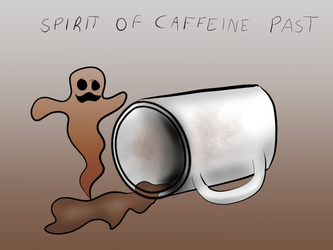 Spoopy art challenge October 13 by AnubicDarque