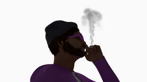 Ray from Let's Play GTA V by Godofnothing513