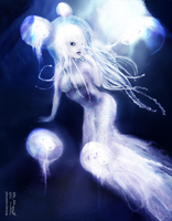 Jelly Fish by Odexra
