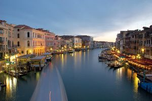 Canal Grande III by scoiattolissimo