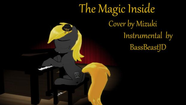 The Magic Inside Cover Link by mizuki12341