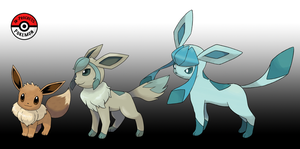 133 - 471 Glaceon Line