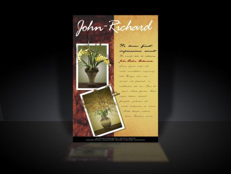 John Richard Ad 2 by ZGDA