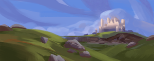 The Radiant Empire Banner by The-Below