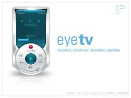 EyeTV Interface by Replica-Artist
