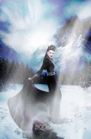The Evil Queen - Winter by eqdesign