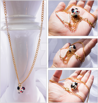 Cat Necklace 15 by thedustyphoenix