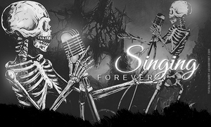 Signature - Singing forever by TifaxxLockhart