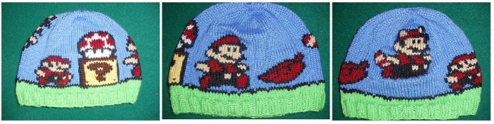 Mario Transformation Hat by yellow-jester-kitty