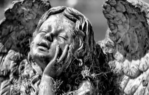 Cemetery Statues 1 by urnightmare