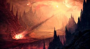 Cataclysm by jcbarquet
