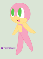 Wow! A flying hamster! base by Paige-the-unicorn