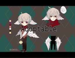 ||adoptable auction|| CLOSED by doletth