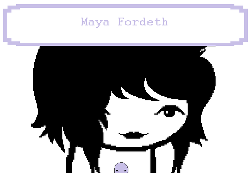 Maya- Finally Introduce yourself by Emberelf14